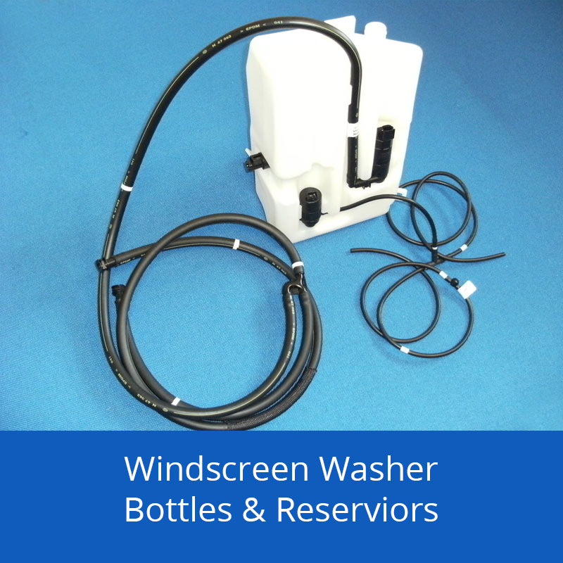 Washer Bottles and Reserviors