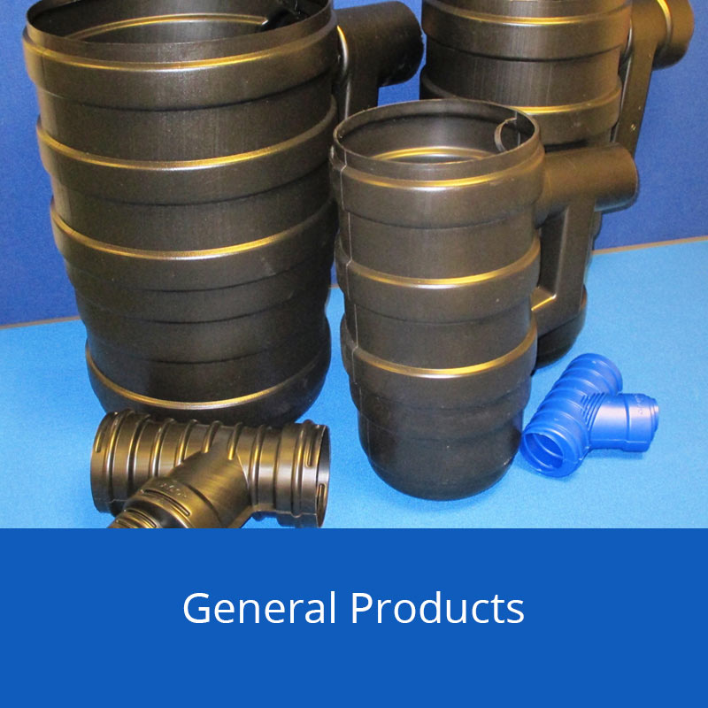 Blow Moulded General Products